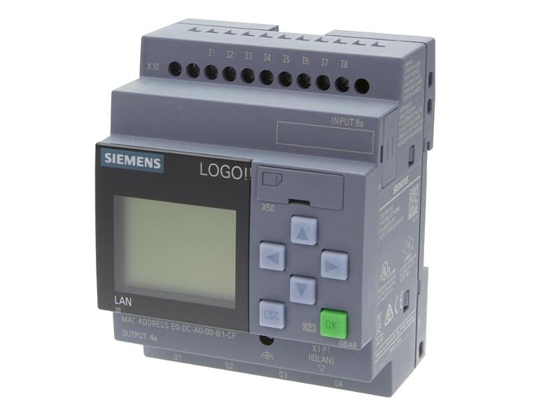 PLC Siemens Logo V8