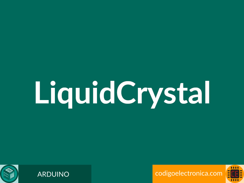 library liquidcrystal