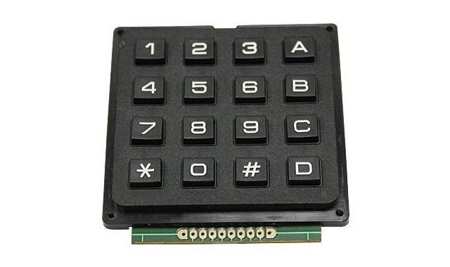 Keypad 4x4 botones
