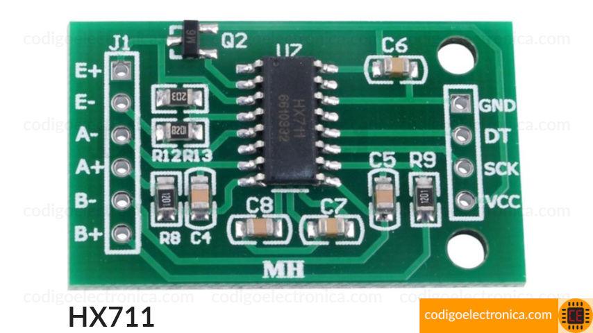 Módulo hx711