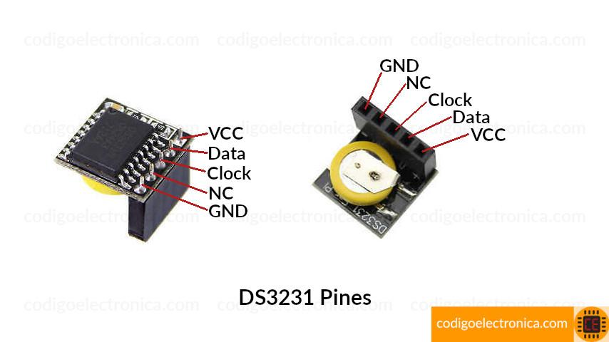 Modulo DS3231 raspberry pi