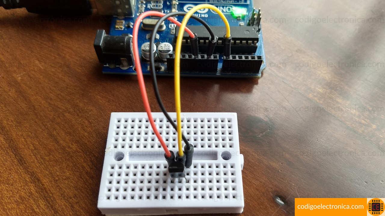 Arduino lm35 foto