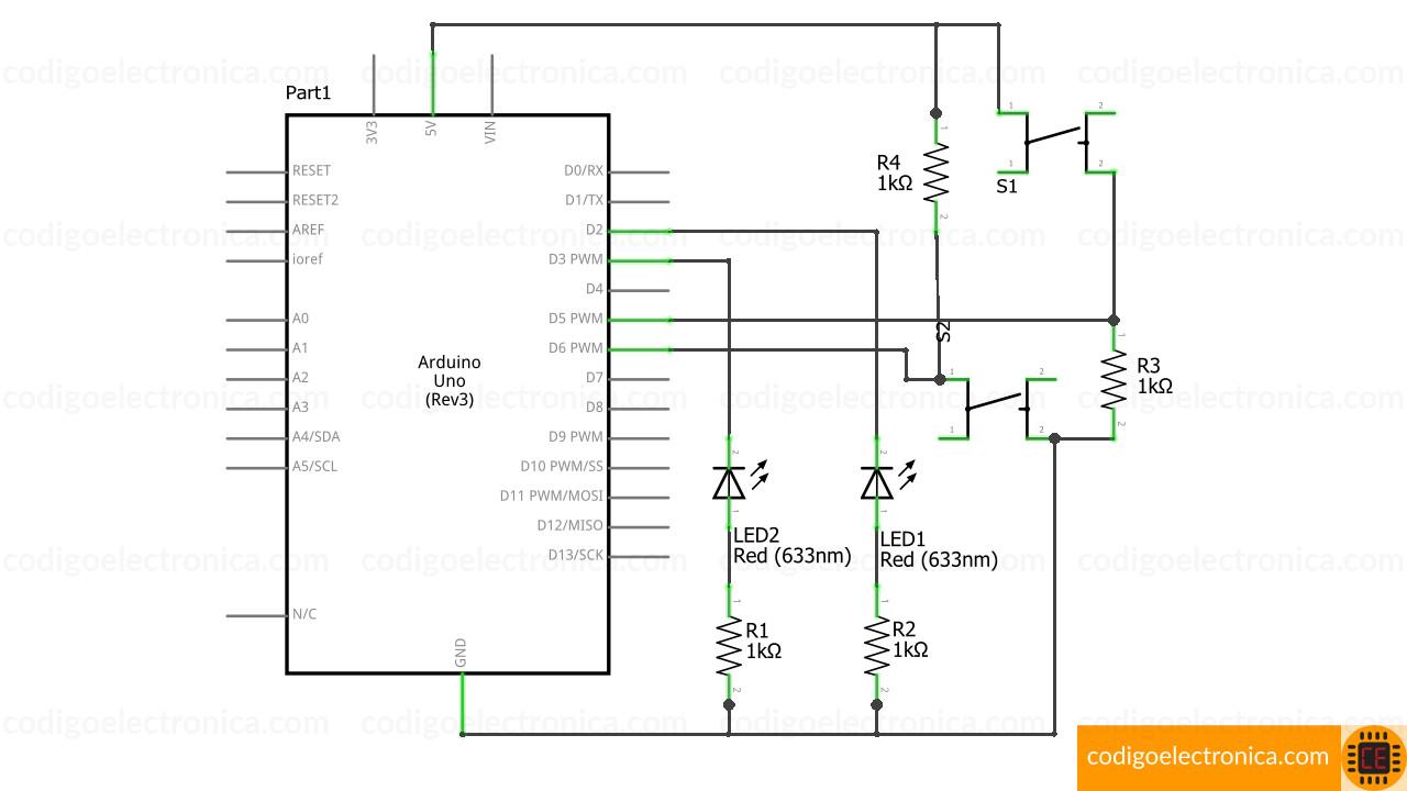Arduino interruptores miniatura schem