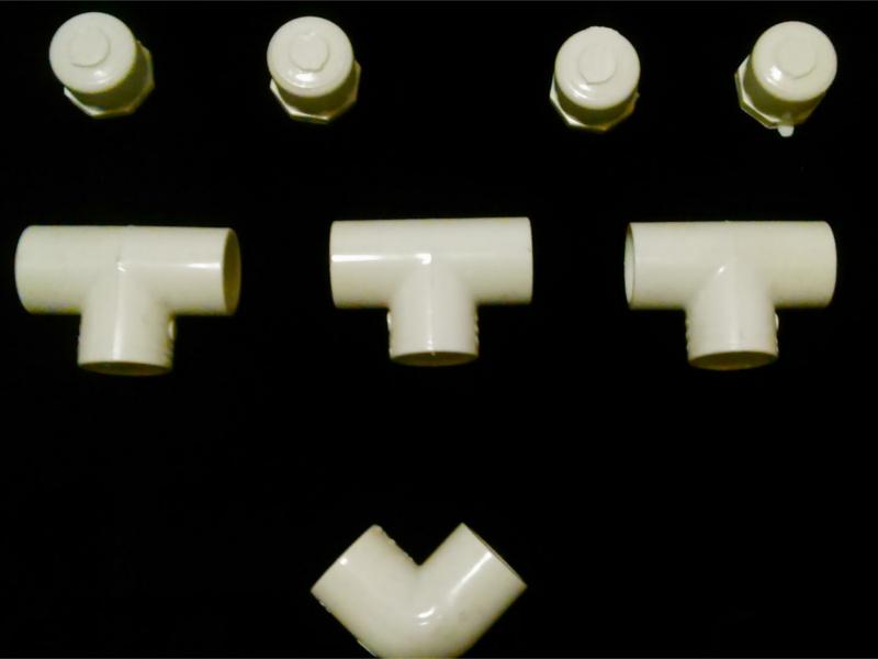 Materiales del tripode